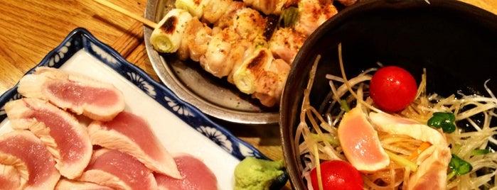 鳥樹 本店 is one of Tokyo Casual Dining.