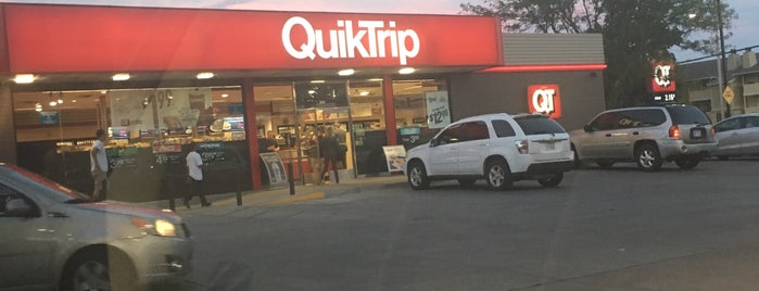 QuikTrip is one of Restaurants I've Tried.