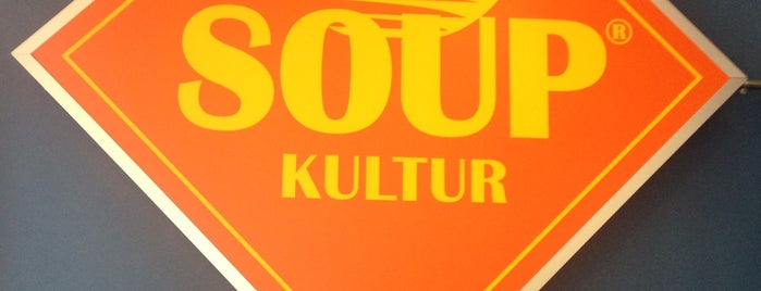 Soup Kultur is one of to do list in Berlin.