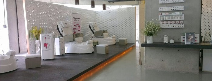 Ceiba Spa is one of สถานที่ที่บันทึกไว้ของ Pau.