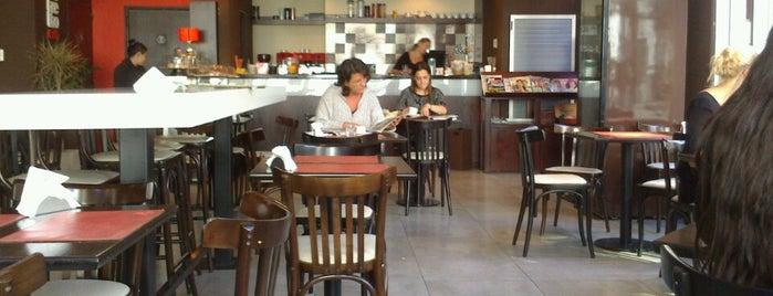 Ristretto Caffe is one of Break, coffee break Rosario.