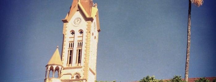 Igreja Matriz Sagrado Coração De Jesus is one of Gabriel Roberto : понравившиеся места.