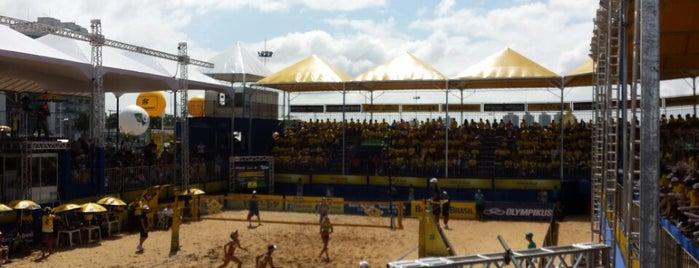 Circuito Banco do Brasil de Volei de Praia is one of Orte, die Marcio gefallen.