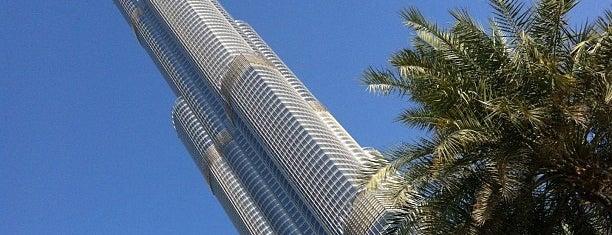Burj Khalifa is one of #myhints4Dubai.