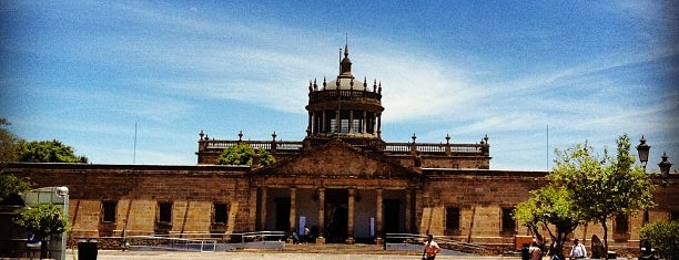 Explanada del Hospicio Cabañas is one of Guadalajara.