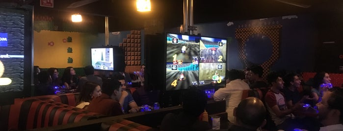 Checkpoint Game Bar is one of Comer.