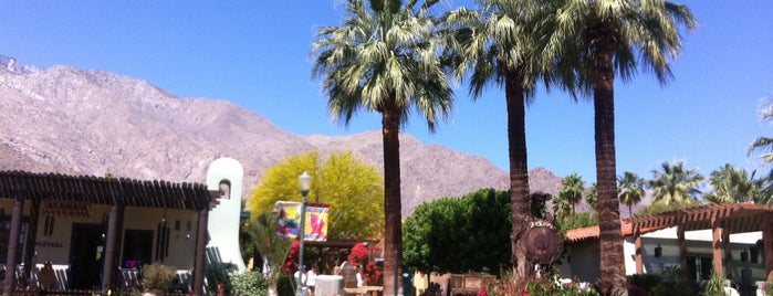 Koffi is one of Palm Springs.