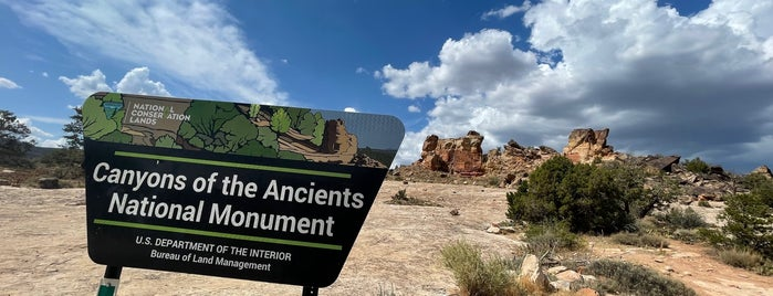 Canyon Of The Ancients is one of Utah + Vegas 2018.