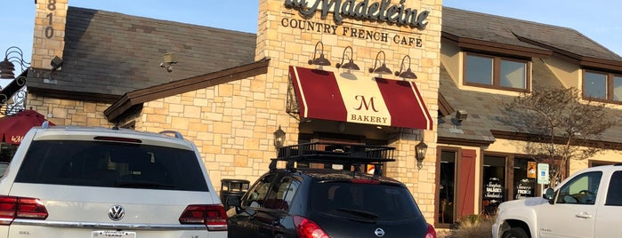 la Madeleine French Bakery & Café Allen is one of Sitha 님이 좋아한 장소.