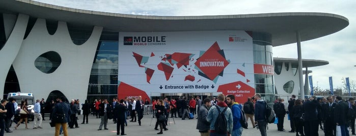 Mobile World Congress 2015 is one of สถานที่ที่ Los 30 ถูกใจ.