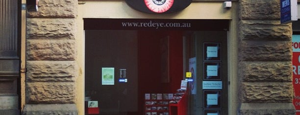 Red Eye Records is one of Sydney, NSW.