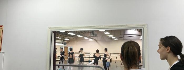 Marat Daukayev School of Ballet is one of SoCal Shops, Art, Attractions.