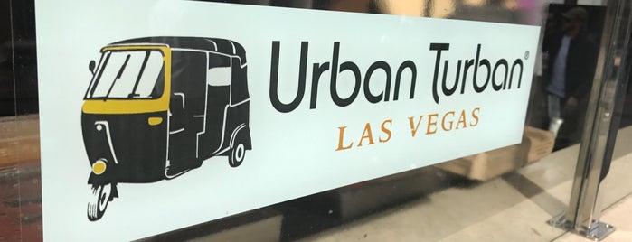 Urban Turban Bombay Kitchen & Tapas E is one of Lieux sauvegardés par alethia.