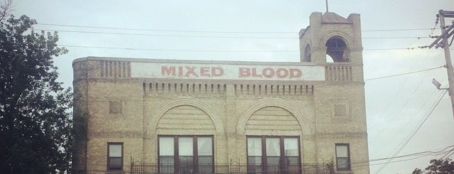 Mixed Blood Theatre is one of New Play Havens.