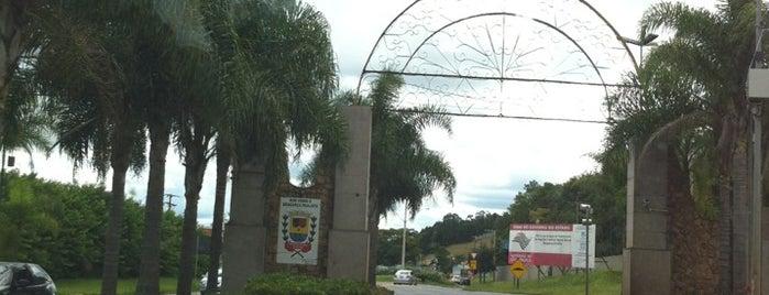 Portal de Bragança Paulista is one of Orte, die Normélia gefallen.