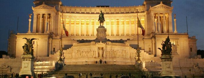 Altare della Patria is one of Supova in Roma.