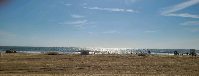 Virginia Beach Oceanfront is one of Virginia Beach.