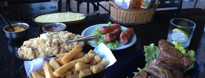 Restaurante Caicó is one of Lugares favoritos de Lenice Madeira.