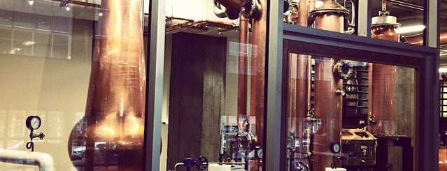 Copperworks Tasting Room & Distillery is one of สถานที่ที่ Mark ถูกใจ.