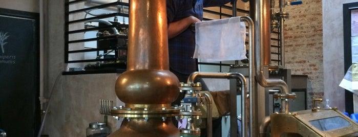 Sun Liquor Distillery is one of Seattle.