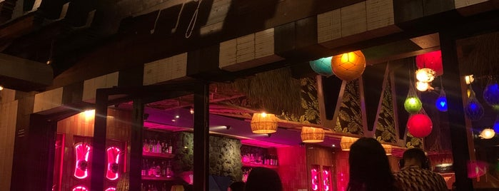 The Grass Skirt Tiki Lounge is one of SD Drinks.