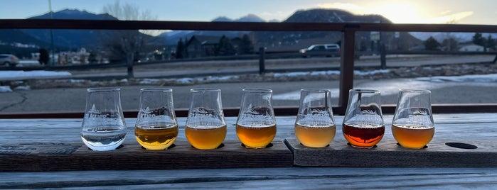 Elkins Distilling Co. is one of Colorado.