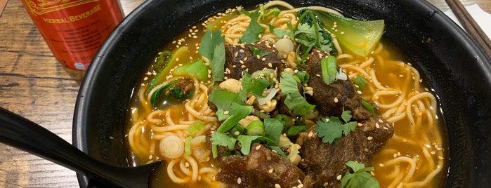 二两小面-200 Gram Noodles is one of Lugares guardados de Alex.