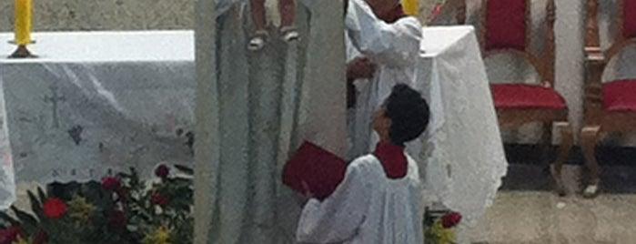 Igreja Matriz Nossa Senhora da Cabeça is one of Ponto de encontro com Amigos!.
