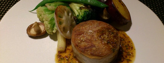 Sourire is one of Tokyo Fine Dining - Western.