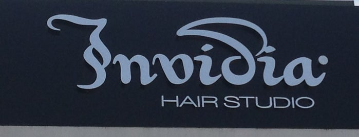 Invidia Hair Studio is one of Orte, die Lau gefallen.