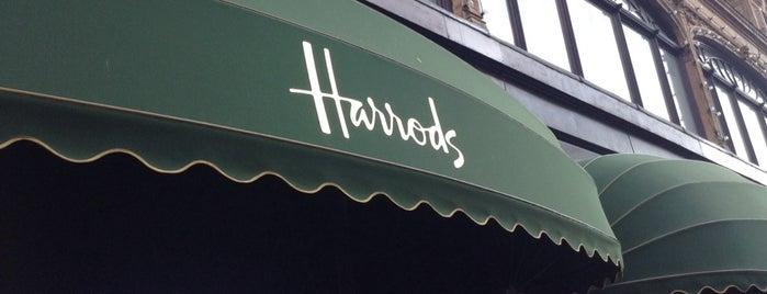 ハロッズ is one of À faire à Londres.
