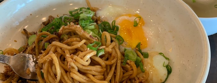 Chilli Pan Mee is one of Penang.