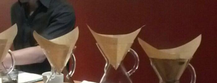 Quixotic Coffee is one of #ThirdWaveWichteln Coffee Places.
