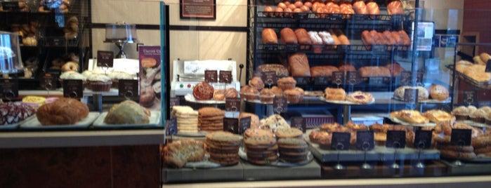 Panera Bread is one of Posti che sono piaciuti a Mime.