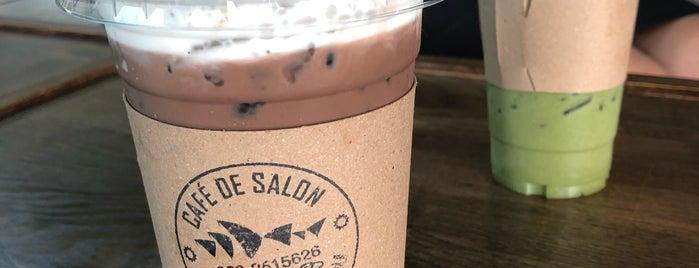CAFÉ DE SALON is one of อุบลราชธานี - 2.