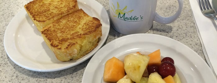 Maddie's Bagel and Eatery is one of MA favorites.