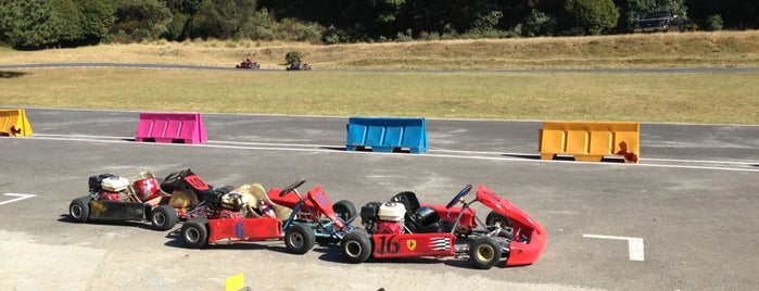 Go Karts Marquesa is one of Orte, die Carly gefallen.