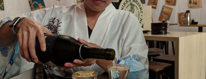 Big Sake Bar is one of Micheenli Guide: Izakaya trail in Singapore.