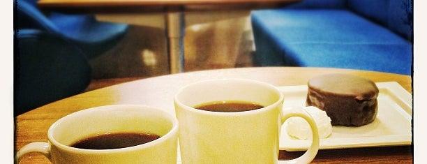 Oslo Coffee is one of Tokyo: eat & drink.