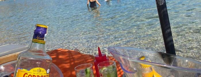 Kargilos Beach & Cafe Bar is one of Datça.