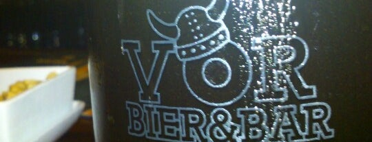 Vor Beer & Bar is one of España bar/pub.