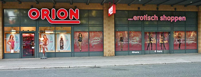 Orion Fachgeschäft Berlin-Wedding is one of strip clubs 3 XXX.