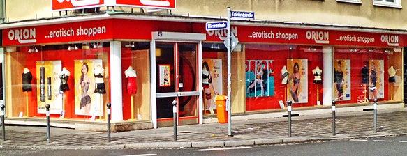 Orion is one of Nürnberg, Deutschland (Nuremberg, Germany).