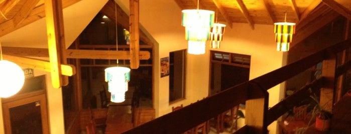America del Sur Hostel is one of Tempat yang Disimpan Marcelo.