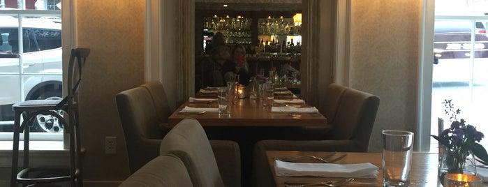 Bistro On Main is one of Non RVA Restaurants & bars.
