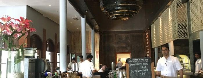 VIVO @ Alila Diwa Goa is one of Orte, die Dave gefallen.