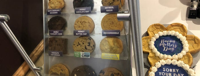 Insomnia Cookies is one of Since in Ohio....