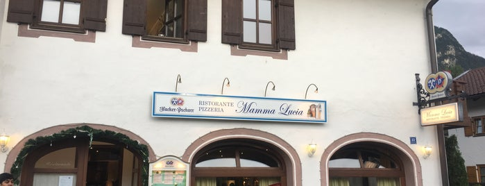 Mamma Lucia Ristorante Pizzeria is one of Florianさんのお気に入りスポット.