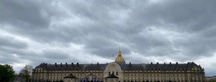 Musée de l'Armée is one of Stephania 님이 좋아한 장소.