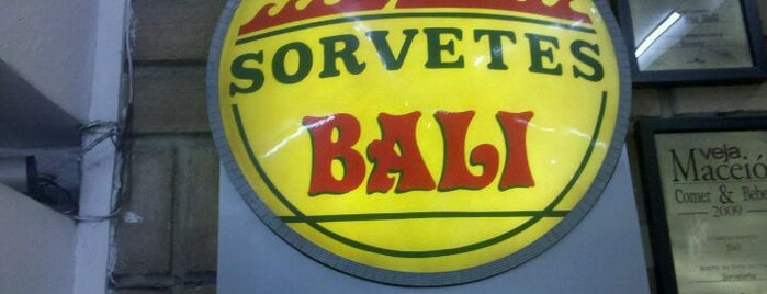 Sorveteria Bali is one of Mayor list :).